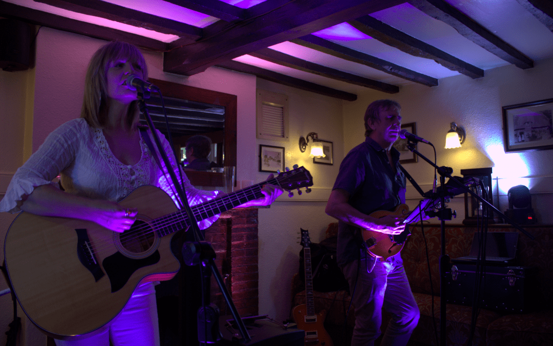 Jenny & Steve at The Five Elms